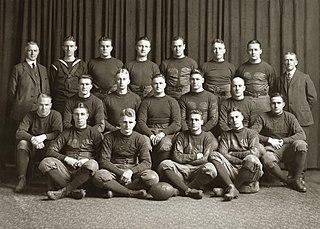1918 Michigan Wolverines football team football team of the University of Michigan during the 1918 season