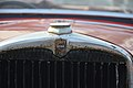 1930 Nash Logo And Radiator Cap - 30-40 hp - 6 cyl - UPL 418 - Kolkata 2018-01-28 0558.JPG