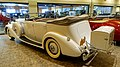 1936 Packard Twelve Convertible Sedan - Automobile Driving Museum - El Segundo, CA - DSC02254.jpg