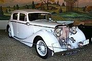 1939 SS 3-1/2 Litre Saloon