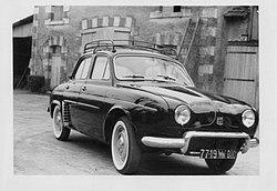 1960 renault dauphine
