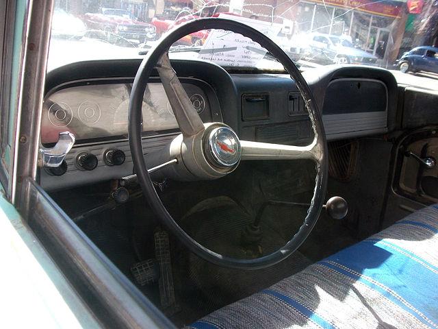 File1961 Chevrolet Apache Truck Interior 7749553176g