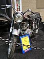 1964 Ducati 125 Bronco at the 2009 Seattle International Motorcycle Show 4.jpg