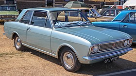 1967 Ford Cortina Super 1.5 Front.jpg