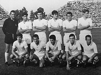 1968–69 La Liga - Image: 1968–69 Real Madrid Club de Fútbol