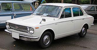 Toyota Corolla - First-generation Toyota Corolla