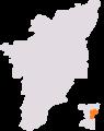 1971 delimitation chennai central lok sabha constituency.png