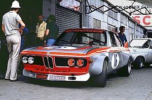 Schnitzer Motorsport - BMW Schnitzer CSL 1973