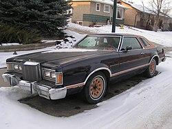 Mercury Cougar (1976–1979)