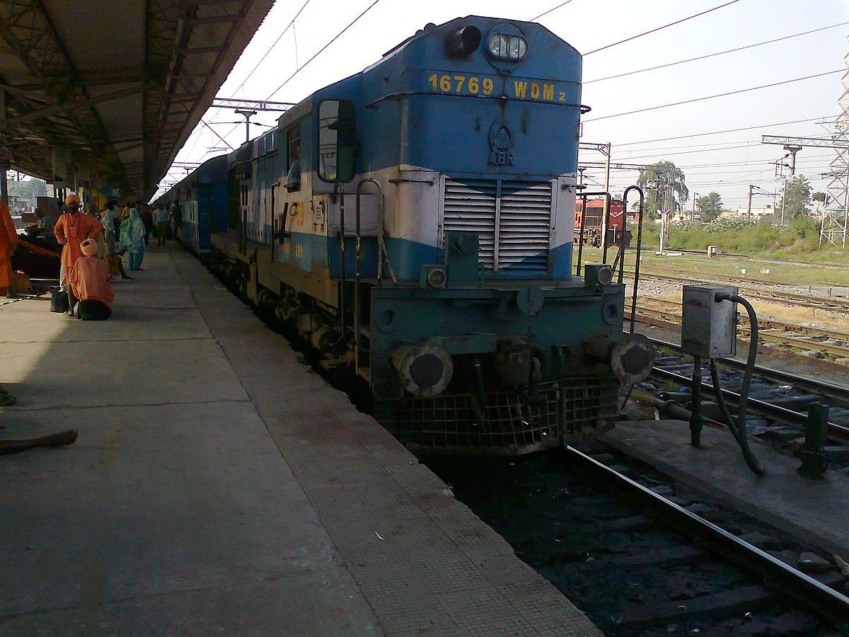 Chandigarh Amritsar Intercity Express