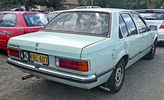 Holden Commodore - VB Commodore sedan