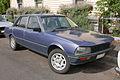 1985 Peugeot 505 STI sedan (2015-11-11) 01.jpg
