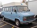 1989 Talbot Express 1500 Diesel 2.5 Front.jpg
