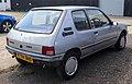 1993 Peugeot 205 Trio 1.1 Rear.jpg