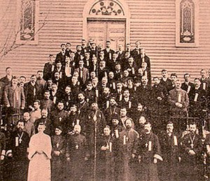 Orthodox Church in America - The first All-American Sobor was held March 5–7, 1907.