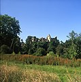 2, Guy's Cliff House, Warwick. Picture taken from across the river Avon. Circa 2005.jpg