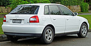2000-2004 Audi A3 (8L) 1.8 5-door hatchback (2011-04-28) 02.jpg
