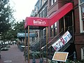 2000 Block of Eye Street, NW, GWU - Bertucci's awning.JPG