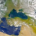 2003 satellite picture - The Danube Spills into the Black Sea.jpg