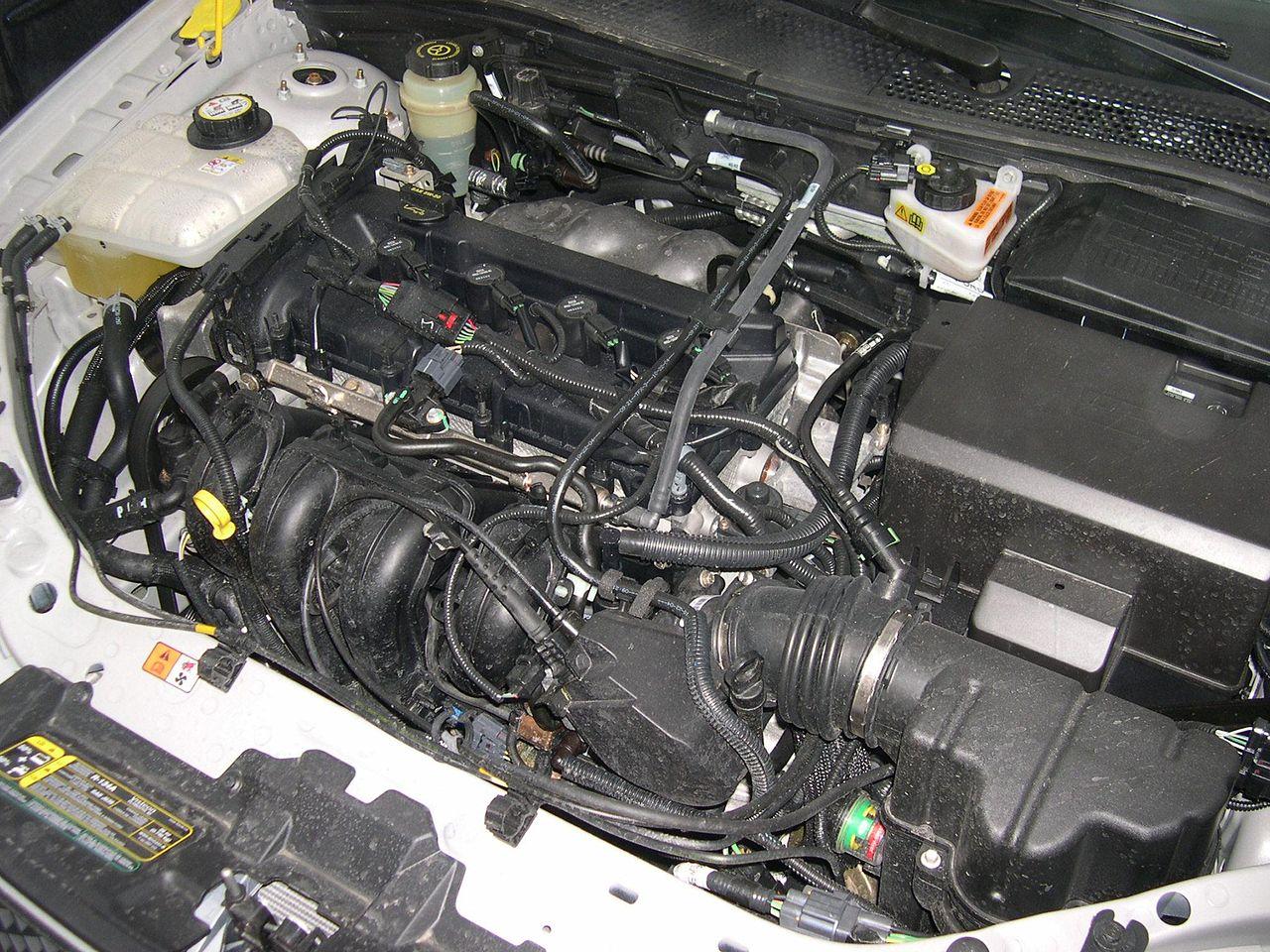 File 2005 Ford Focus Zx4 Se Engine Jpg