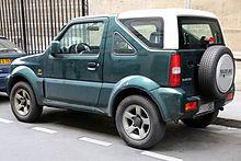Suzuki Jeep Reviews