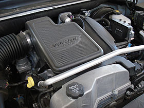 2006 LL8 (Vortec 4200) engine in 2006 Chevrolet Trailblazer.jpg