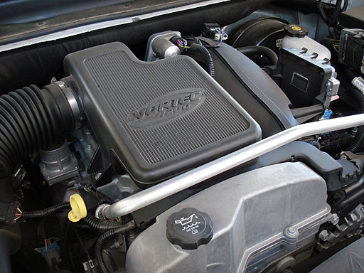 2006 LL8 (Vortec 4200) engine in 2006 Chevrolet Trailblazer