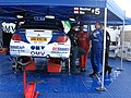 2007 Rally Finland preparations 04.JPG