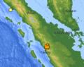 2007 Sumatra earthquake map.png
