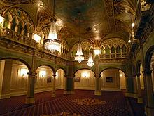 Hotels In Spokane Wa >> The Davenport Hotel Spokane Washington Wikipedia