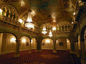 The Davenport Hotel (Spokane, Washington) - The Hall of Doges