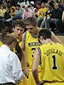 20090104 Michigan Basketball Huddle.jpg