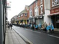 2009 Remembrance Sunday Parade heading through North Street (3) - geograph.org.uk - 1572762.jpg