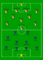 2010 French Cup final - Paris SG vs AS Monaco Line-up.png