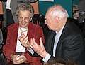 2011.04.14. Anna Przedpelska Trzeciakowska and Jacek Bochenski Fot Mariusz Kubik.jpg