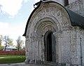 2011.05.09 3265 Георгиевский собор в Юрьеве Польском. Фрагмент.JPG
