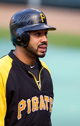 Pedro Álvarez (baseball) - Álvarez with the Pittsburgh Pirates in 2012