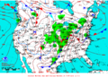 2013-04-18 Surface Weather Map NOAA.png
