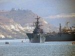 2013-08-26 Севастополь. Большой противолодочный корабль «Сметливый» (5).jpg