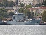 2013-08-31 Севастополь. Вспомогательное судно A512 Mosel ВМС Германии (1).JPG