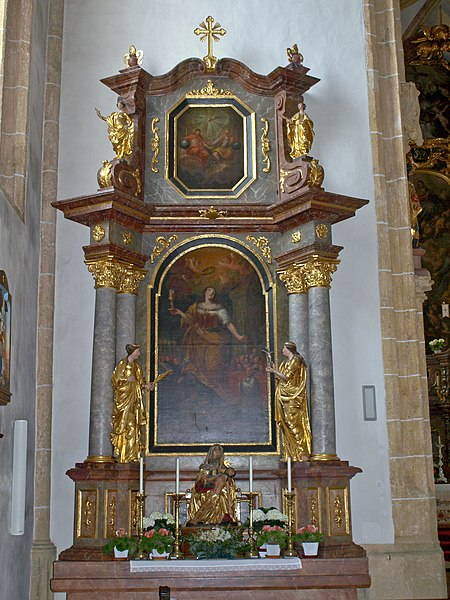 File:2013.04.21 - Ybbsitz - Pfarrkirche hl. Johannes der Täufer - 15.jpg