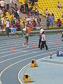 2013 IAAF World Championship in Moscow 50 km Men Walk Winner Robert Heffernan 01.JPG