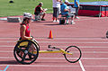 2013 IPC Athletics World Championships - 26072013 - Hannah McFadden of USA during the Women's 400m - T54 second semifinal.jpg
