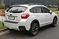 2013 Subaru XV (GP7 MY13) 2.0i-L hatchback (2016-01-04) 02.jpg