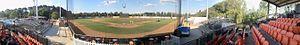 Canberra Cavalry - Image: 2014 11 28 Narrabundah Ballpark