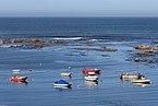 2014. O mar perante o Mosteiro de Santa María de Oia. Galiza O-09.jpg