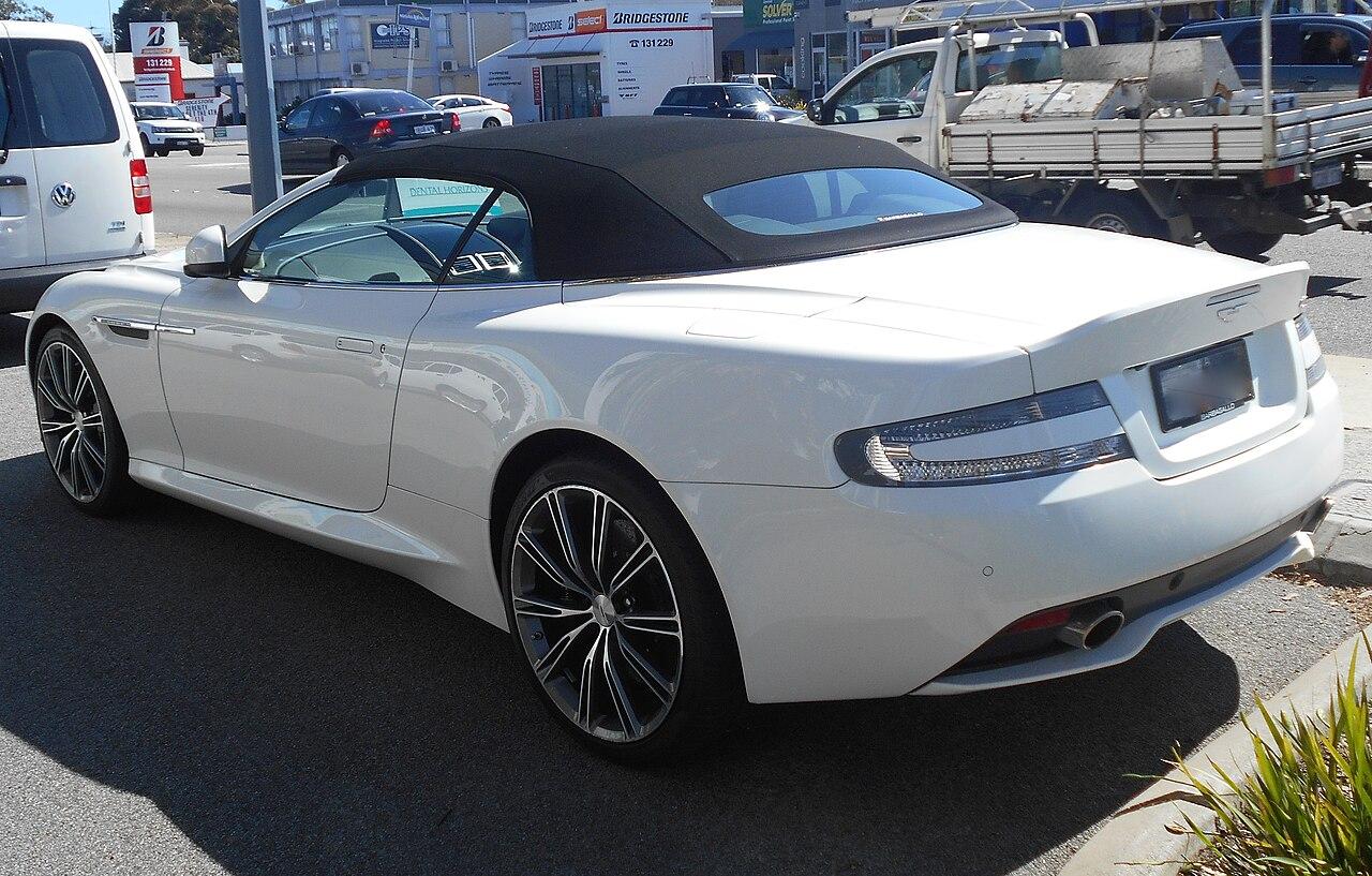 Datei 2014 Aston Martin Db9 Volante Convertible 2015 08 24 02 Jpg Wikipedia