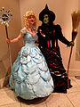 2014 Dragon Con Cosplay - Glinda and Elphaba (15123806545).jpg