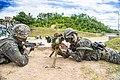 2015.7.10 육군 제27보병사단 거점방어전투사격 Metis-M 사격 연습.jpg