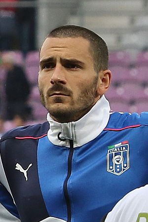 Leonardo Bonucci - Bonucci playing for Italy in 2015
